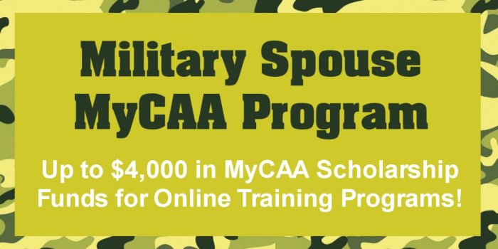 MyCAA Program