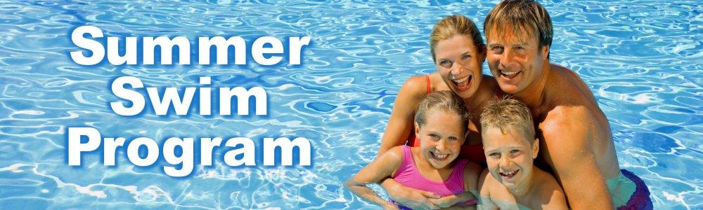 Summer Swim Programs