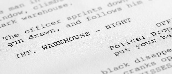 Screenwriting: The Basics
