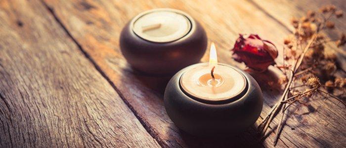Aromatherapy & Herbal Candle Making