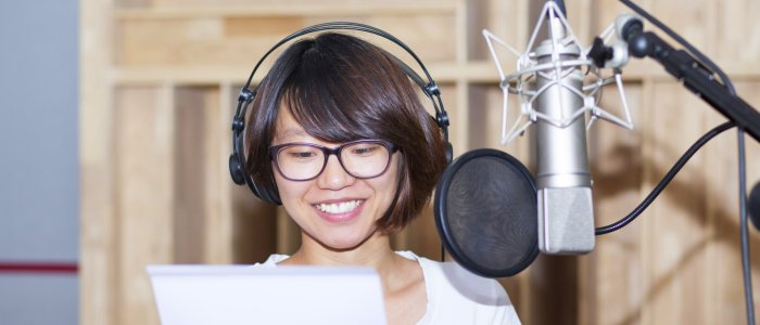 Voiceover Professional
